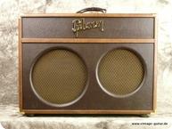 Gibson Super Goldtone GA 30 RV 2004 Brown Tolex