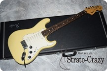 Fender Japan Ritchie Blackmore Signature Stratocaster ST 175RB 1997 Olympic White