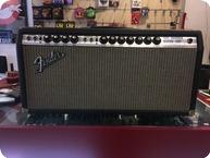 Fender Showman Doppio Reverb Amp TFL5000X Silverface 1971 1971 SIlverface