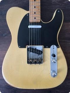 Fender Telecaster 1952 Butterscotch