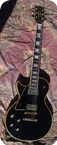 Gibson Les Paul Custom Lefty Left 1972 Black