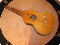Weissenborn DEEP BODY Early Atyle 2 RARE 1914 Dark Maple Spruce