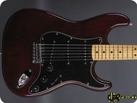 Fender Stratocaster 1977 Burgundy
