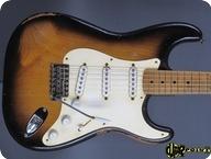 Fender Stratocaster 1955 2 tone Sunburst