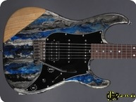 James Tyler Studio Elite HD 2017 Black Blue Shmeer