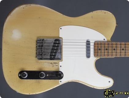 Fender Telecaster 1959 Blond