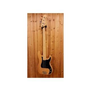 Fender P Bass Frettles 1978 Naturel