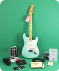 Fender Custom Shop 1955 Stratocaster Relic Reissue 2015 Surf Green