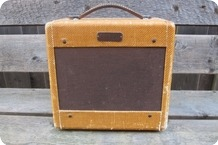Fender Champ Amp 1950 Tweed