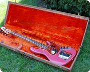 Fender Jazz Bass 1963 Fiesta Red