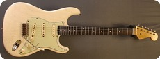 Fender 1960 Relic Custom Shop Stratocaster 2011 Mary Kay Blond