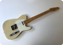 Fender Telecaster 55 Masterbuilt Chris Fleming Custom Shop 2006 Blonde