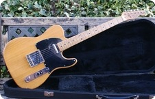 Fender Telecaster USA Standard Telecaster 1979 Natural Ash