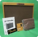 Fender Twin Amp 1957 Re Issue 2005 Tweed