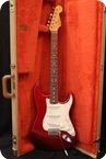 Fender Stratocaster Vintage Series 2007 Candy Apple Red