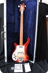 Rickenbacker 4001V63 Lefty 1994 Fireglo