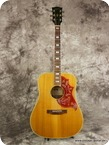 Gibson Hummingbird Custom 1974 Natural