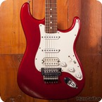 Fender Stratocaster 2000 Metallic Red