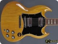 Gibson SG Korina Ltd Edition 1 Of 500 1993 Korina Natural