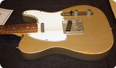 Fender Fender Custom Shop Relic 67 Telecaster 2008 Shoreline Gold