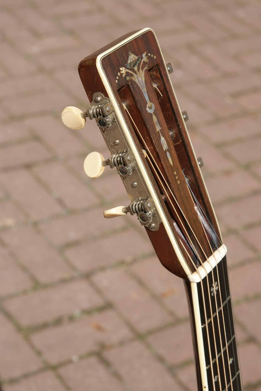 Martin 0 45 1927 Natural Guitar For Sale Henkes & Blazer