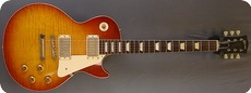 Gibson 1959 Tom Murpy Aged 59 Les Paul Custom Shop 2003 Heritage Cherry Sunburst