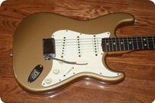Fender Stratocaster FEE0935 1965 Shoreline Gold