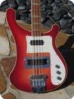 Rickenbaker 4001 1975 Fireglo