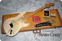 Fender Stratocaster 1958 Blond
