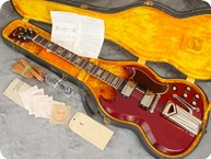 Gibson Les Paul SG 1961 Cherry Red