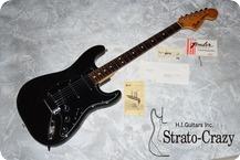 Fender Stratocaster 1981 Black