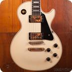 Gibson Les Paul Custom 1990 White Blonde