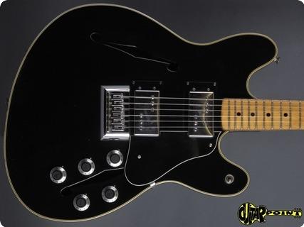 Fender Starcaster 1975 Black