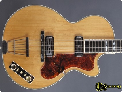Höfner / Hofner Club 60 1961 Natural