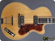 Hfner Hofner Club 60 1961 Natural