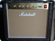 Marshall DSL 5 Combo Cowboy Tolex Limited Run All Tube 5 Watts 2015 Cowboy Tolex