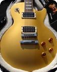Gibson Les Paul Standard Slash Goldtop With Handsigned Certificate 2008 Goldtop