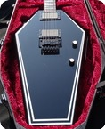 Epiphone Zakk Wylde Graveyard Disciple Limited Run EMG Floyd Rose Coffin Case 2011 Black