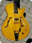 Paul Reed Smith PRS SC J Thin Line Limited Run 2009 Vintage Yellow See Thru