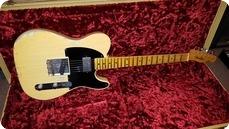 Fender 1953 Telecaster Relic 2016 Blonde