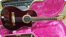 Gibson Chet Atkins Classical 1993 Wine Red