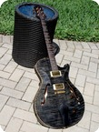 PRS SC J Thinline Limited Run 2009 Charcoal See Thru