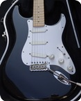 Fender Stratocaster Eric Clapton Blackie Lace Sensors Boost 2000 Black