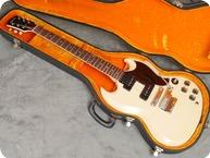 Gibson SG Special 1966 Polaris White