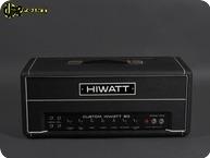 Hiwatt DR 504 1977 Black