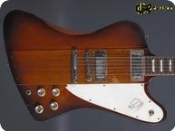Gibson Custom Shop Johnny Winter Firebird V 2 Signed 2017 Sunburst
