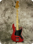 Fender Jazz Bass 1980 Cherry