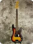 Fender Precision Bass 60s Reissue 2015 Sunburst