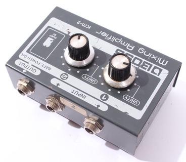 Boss Roland Mixing Amplifier Km 2 1982