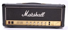 Marshall JCM800 Model 1992 Super Bass 100w 1982 Black